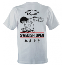 T-shirt, Swedish open - Dam